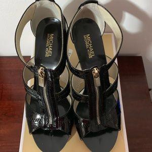 Michael kors high heels black 10M